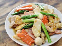 中華菜館 珍山 山梨市 中華 2