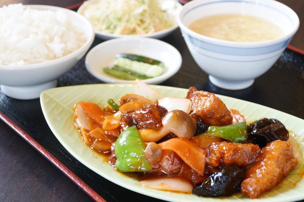 中華料理 福楽門
