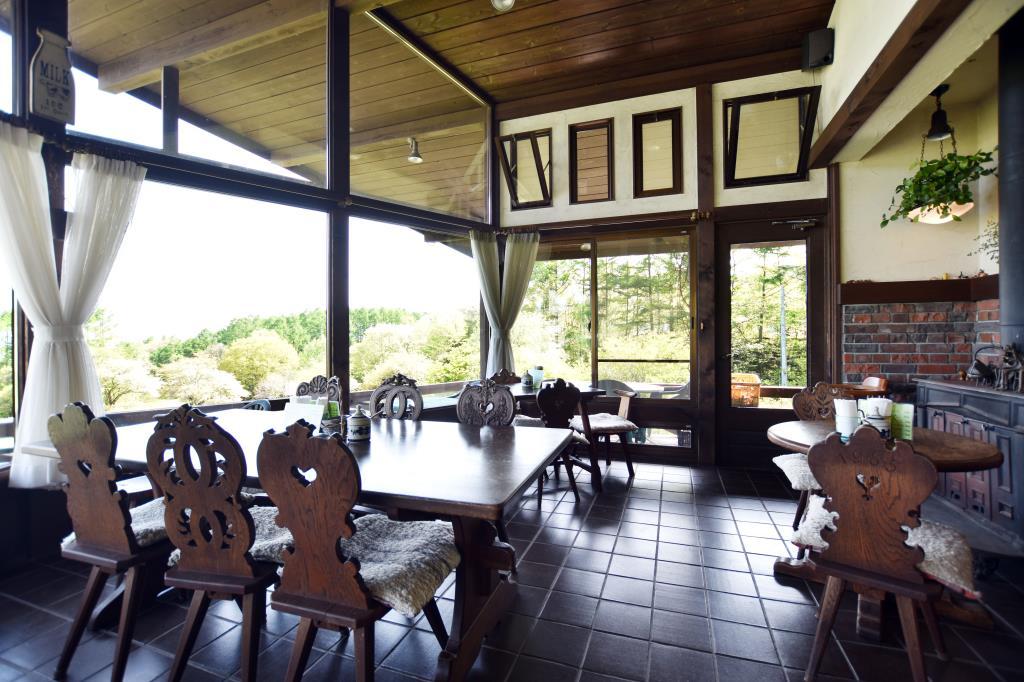 日野水牧場ファームハウス 北杜市 カフェ/喫茶店 4