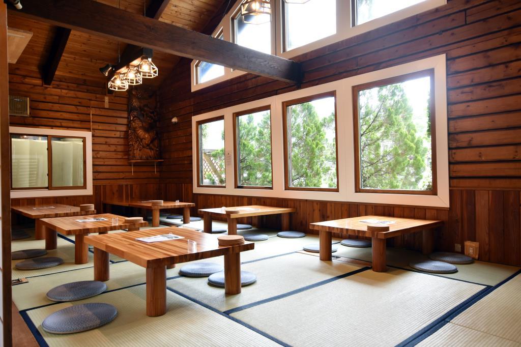 海鮮ほうとう専門店 ほうとう研究所 富士河口湖町 ほうとう/郷土料理 3