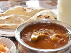 インド料理 ラウナック 大月市 カレー 2