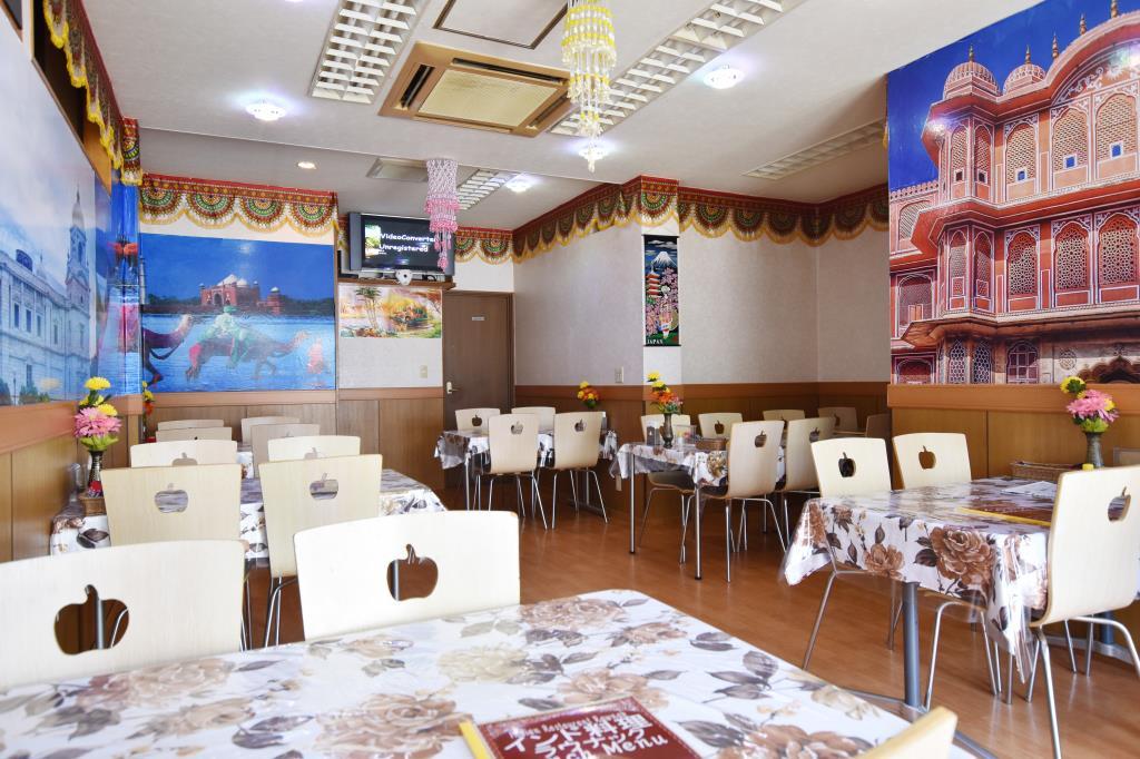 インド料理 ラウナック 大月市 カレー 4