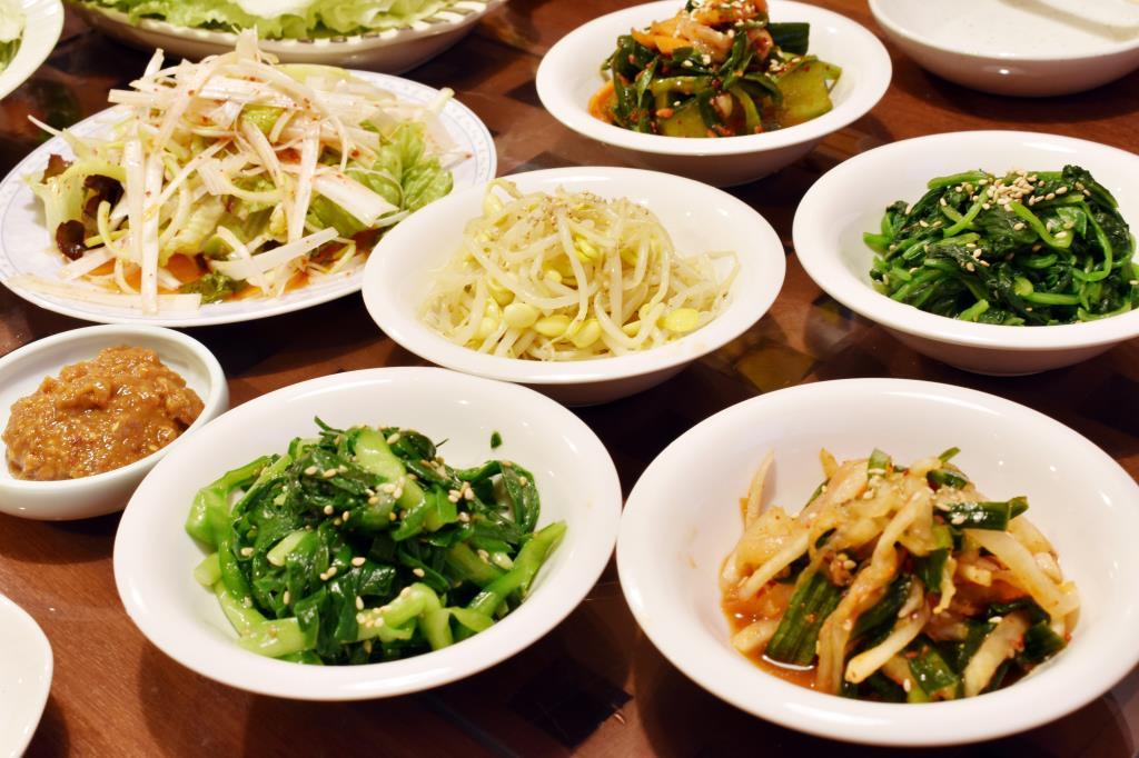 韓国家庭料理順子 富士吉田市 グルメ 各国料理 2