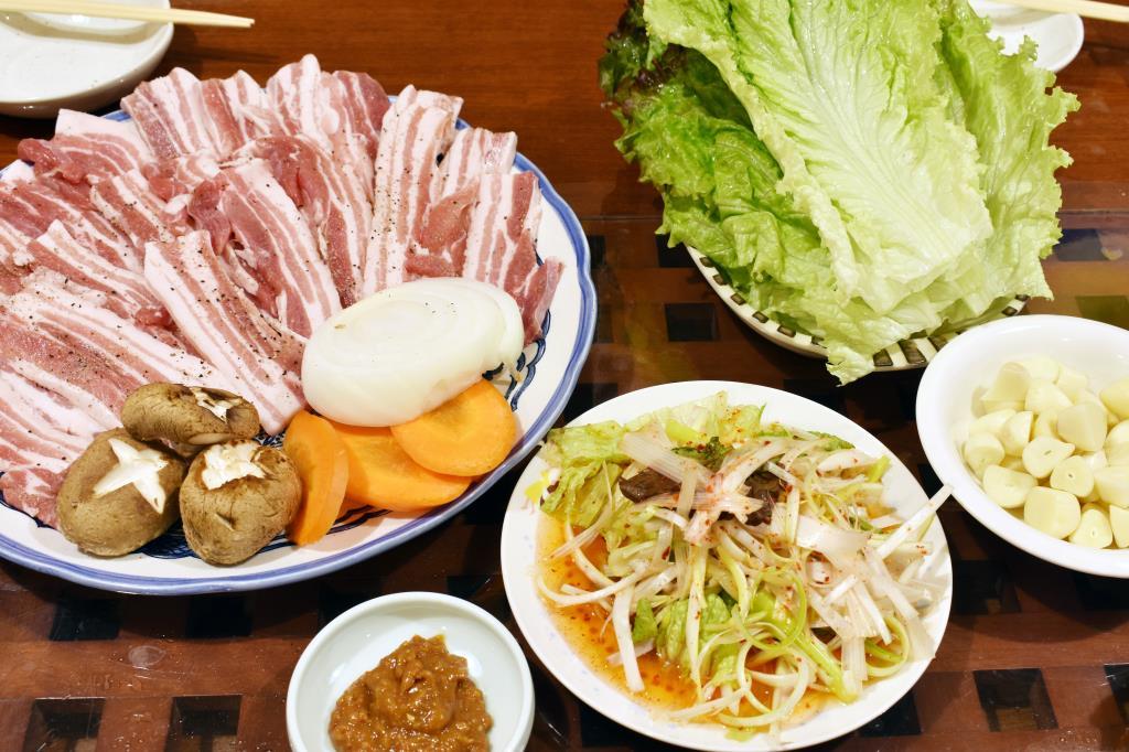 韓国家庭料理順子 富士吉田市 グルメ 各国料理 1