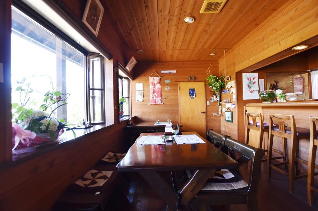 花恋 山梨市 グルメ カフェ/喫茶店 3
