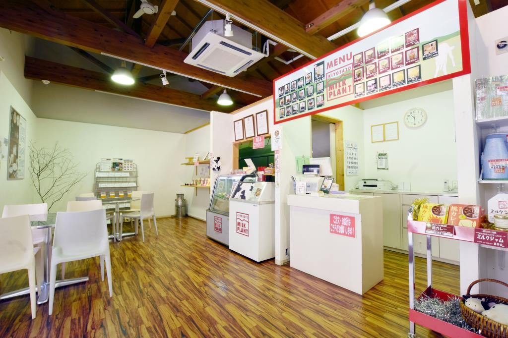 清里ミルクプラント 八ヶ岳リゾートアウトレット店 北杜市 スイーツ 4