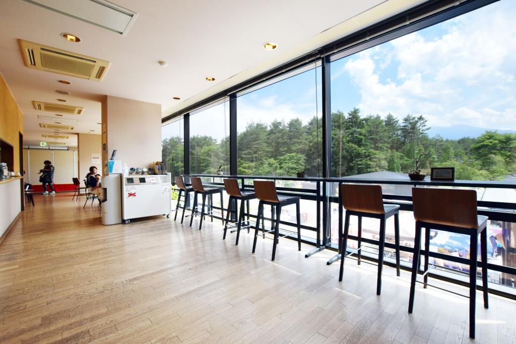 富士山 LAVA CAFE 富士河口湖超 グルメ カフェ 3