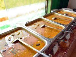 インド料理 MAHARANI 甲府市 カレー 3