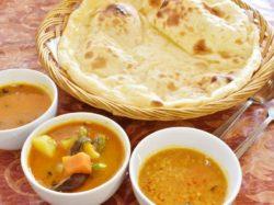 インド料理 MAHARANI 甲府市 カレー 1