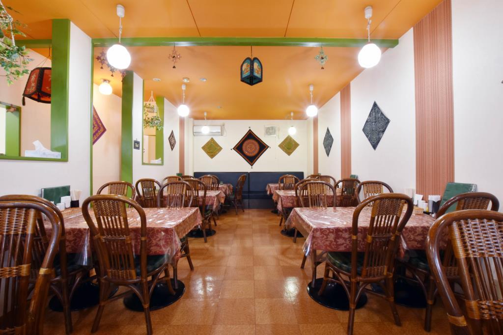 インド料理 MAHARANI 甲府市 カレー 4