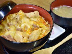 中村農場 北杜市 親子丼 卵 3