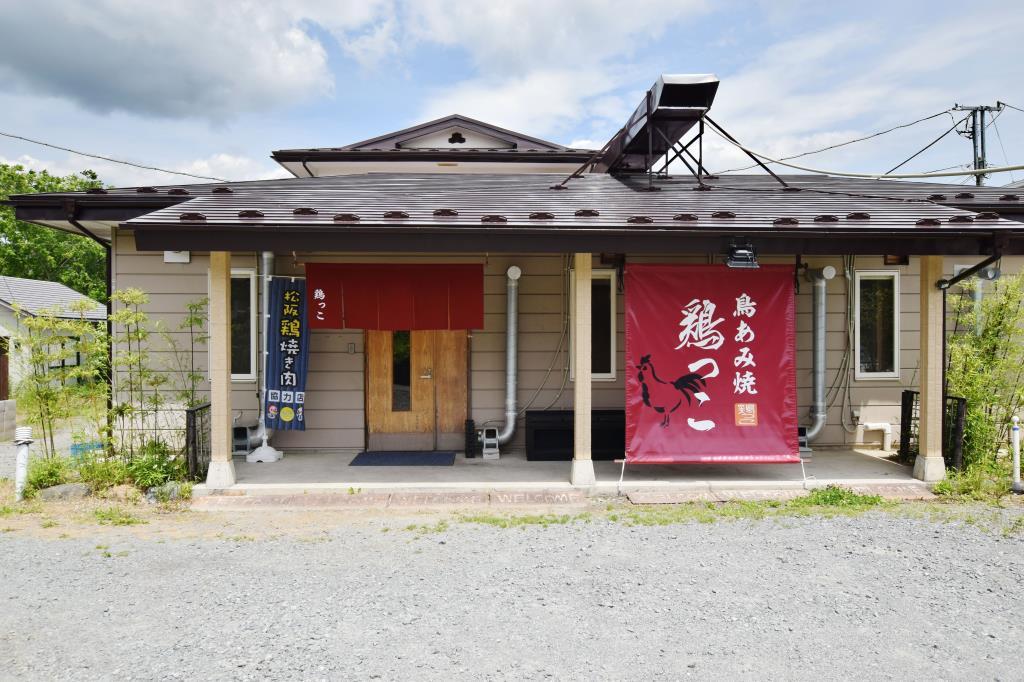 鳥あみ焼き 鶏っこ 富士河口湖町 焼肉 5
