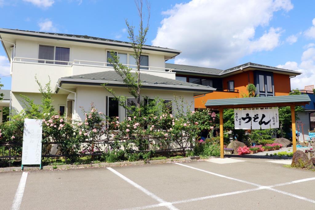 ホワイトハウス・うどん 富士吉田市 そば うどん 5