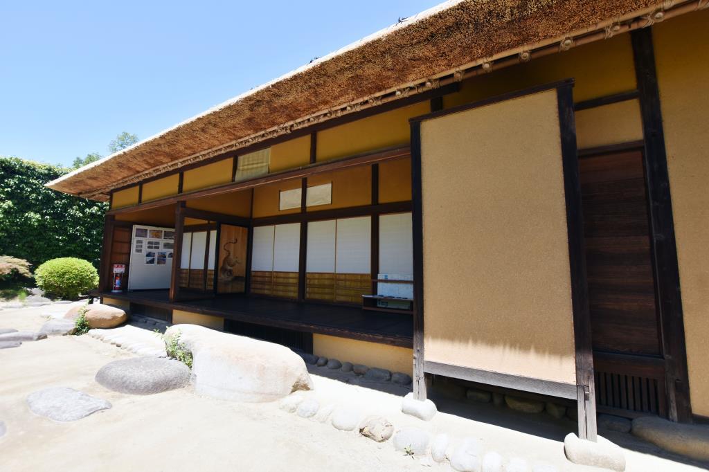 八田家書院 笛吹市 文化施設 4