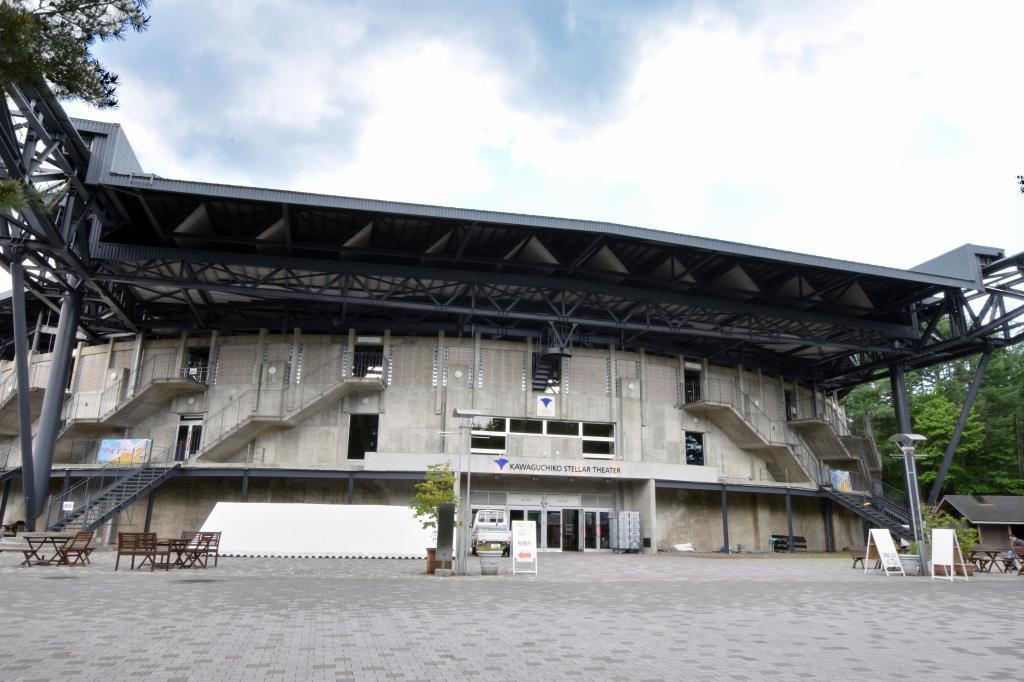 河口湖ステラシアター 富士河口湖町 遊ぶ学ぶ 文化施設 1