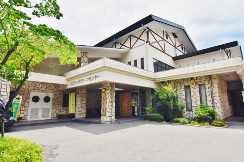 三ツ峠グリーンセンター 西桂町 キャンプ・BBQ・体験施設・スポーツ施設・フットサル・テニス・武道場