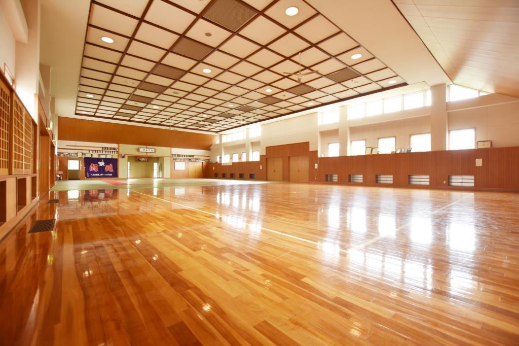 若彦路ふれあいスポーツ館 笛吹市 遊ぶ学ぶ スポーツ 3