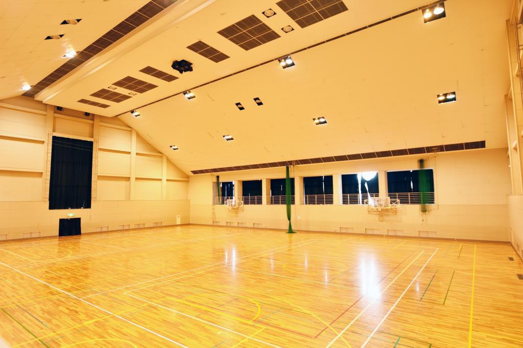 若彦路ふれあいスポーツ館 笛吹市 遊ぶ学ぶ スポーツ 2