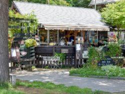 ガーデンカフェ フェアリーテイルズ 北杜市 カフェ 喫茶店 5