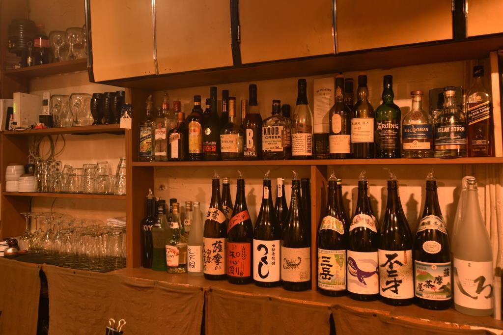炭火やきとり とばり 富士吉田市 グルメ 居酒屋 5
