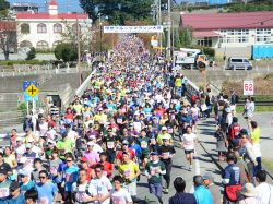 第10回 甲州フルーツマラソン大会