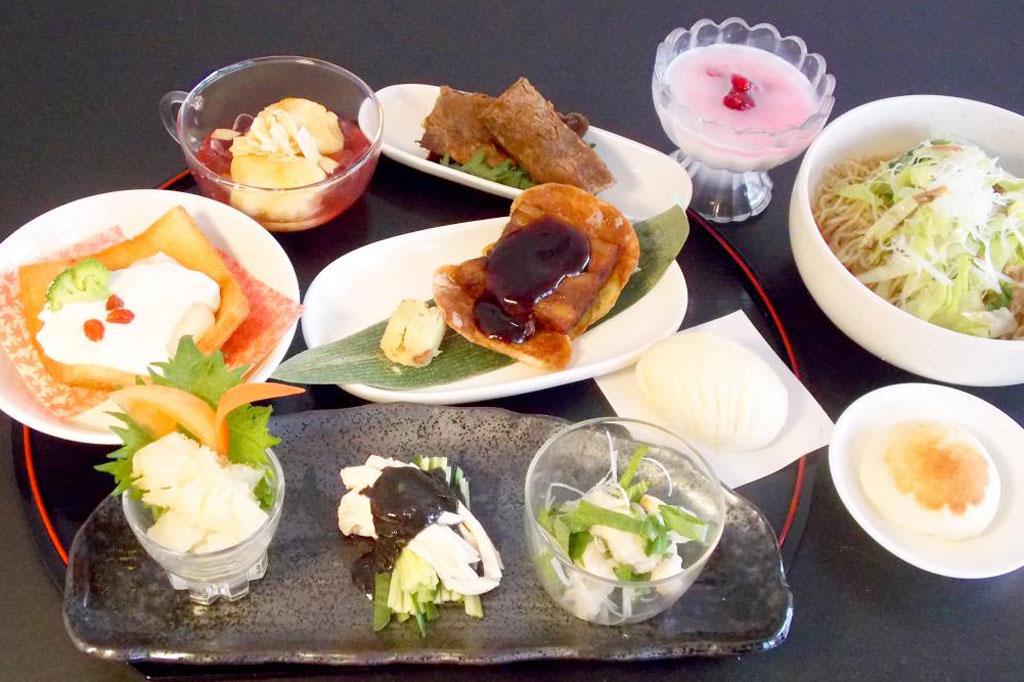 手作り飲茶の店 中国料理 チャイナいっき 富士吉田市 グルメ 中国料理 3