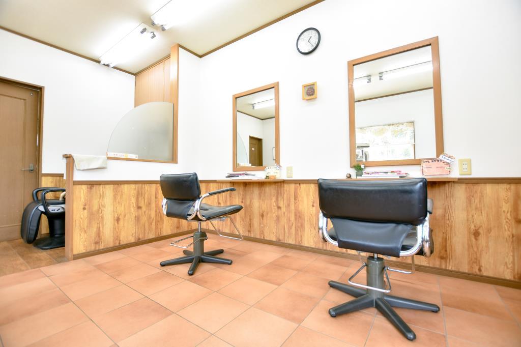 コモ美容室 北杜市 美容院 2