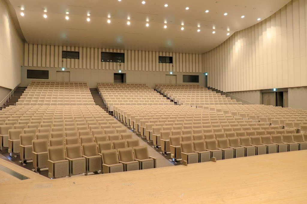 富士吉田市民会館・富士五湖文化センター(ふじさんホール) 富士吉田市 遊ぶ学ぶ 文化施設 3