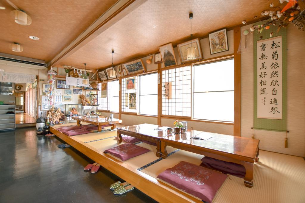 天ぷら なかむら 富士河口湖町 グルメ 和食 3