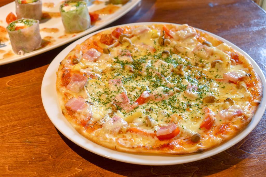 Dinning SOLA 富士吉田市 グルメ 洋食 1