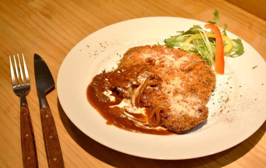 グリルヨシダシシオ 甲府 洋食 1