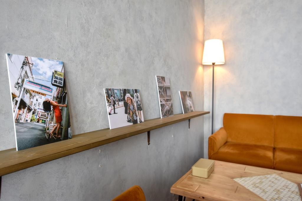 NAP bed and lounge 甲府市 洋食 3