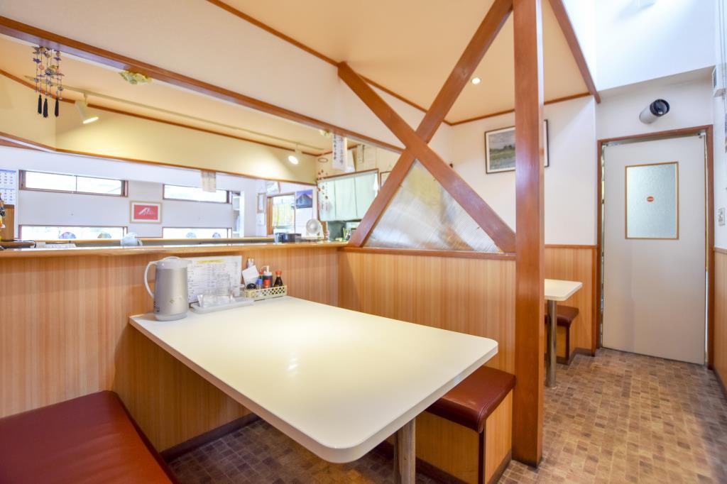 レストラン ファミリー 富士吉田市 グルメ 和食 4