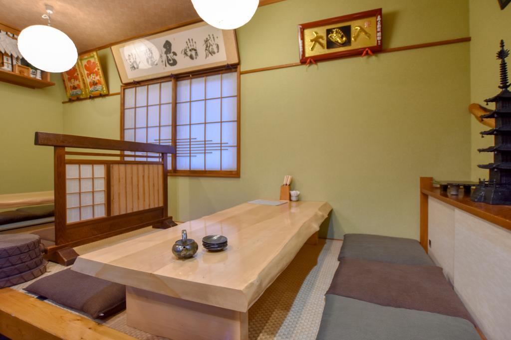 寿し料理花田 笛吹市 グルメ 寿司 3