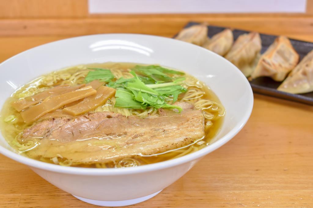 自家製麺 しゅん作 都留市 グルメ ラーメン 1