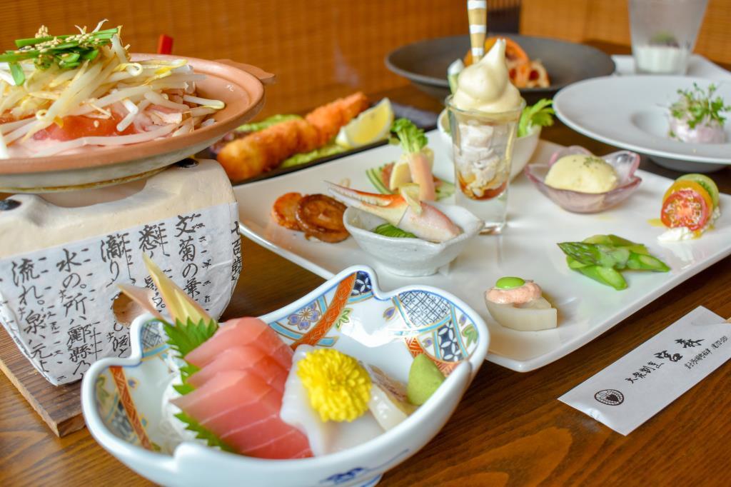 大衆割烹 宮森 富士河口湖町 和食 1