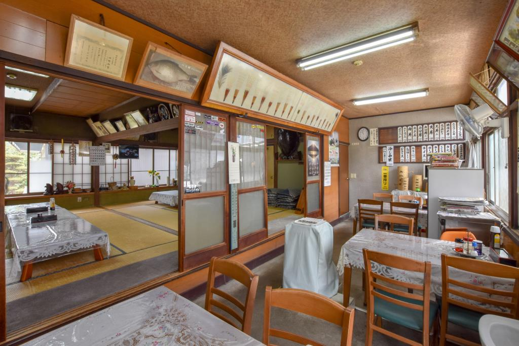 司食堂 富士河口湖町 グルメ 和食 3