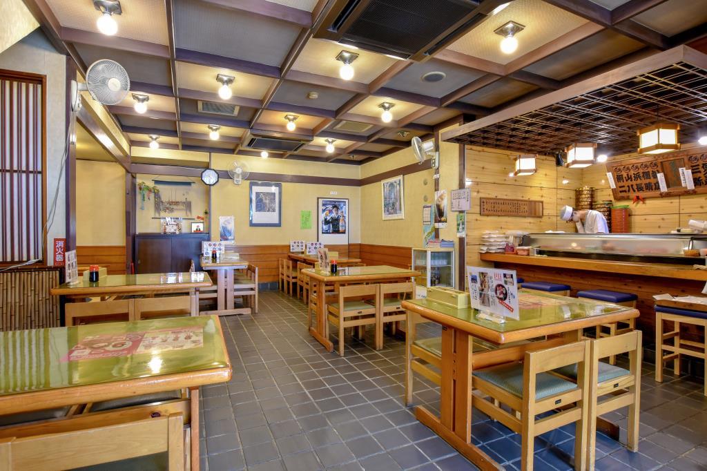 魚そう 本店 甲府市 グルメ 寿司 3