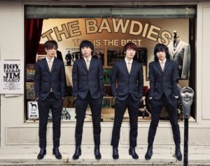 THE BAWDIES Thank you for our Rock and Roll Tour 2004-2019