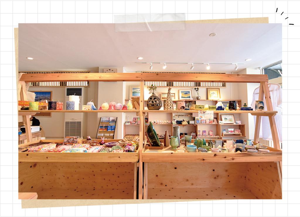 PISHAKUNOKAの店内1