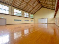 武田の郷錬成館 甲州市 スポーツ 2