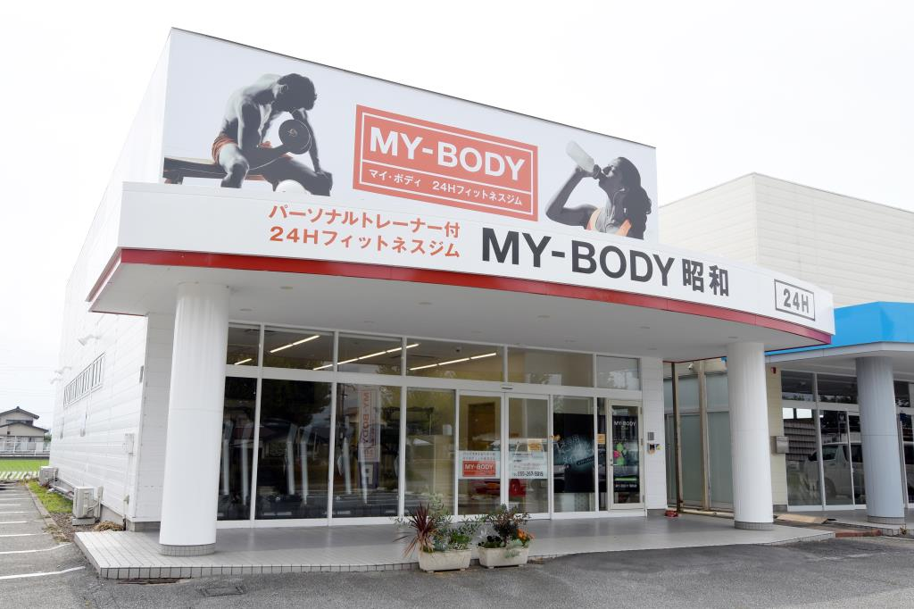 MY-BODY 昭和 昭和町 ジム 1