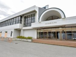 中央市立田富市民体育館