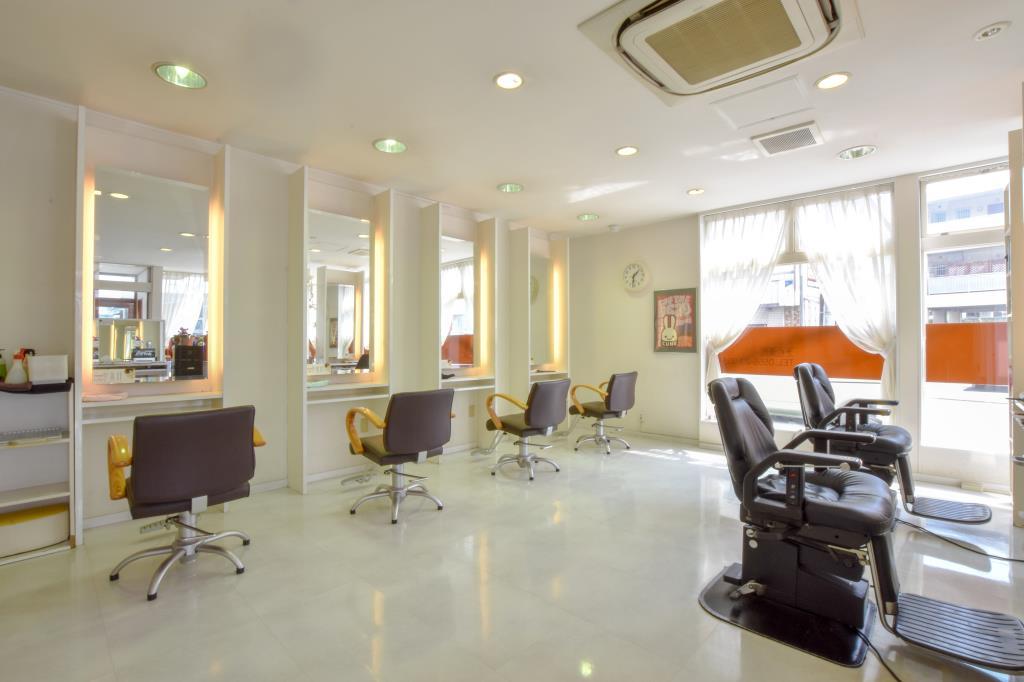 Hair Salon MARS 富士吉田市 美容院 2