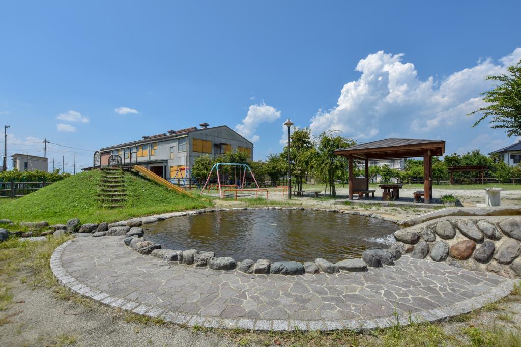 八代増田ふれあい公園 笛吹市 遊ぶ学ぶ 公園 2