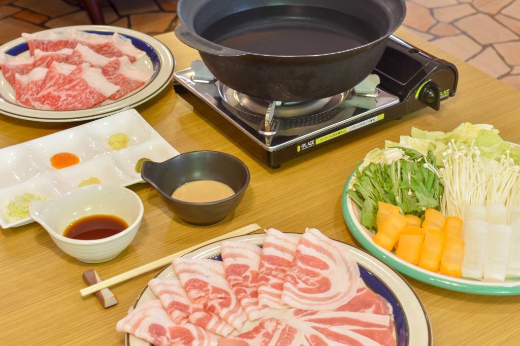 しゃぶすき亭 1129 富士河口湖町 和食 1