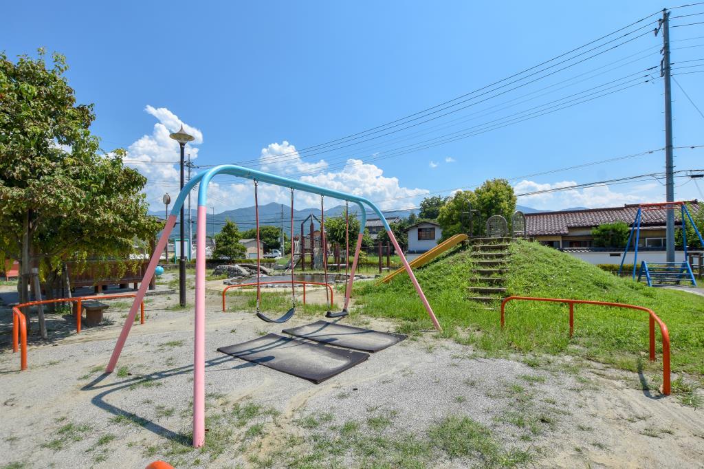 八代増田ふれあい公園 笛吹市 遊ぶ学ぶ 公園 3