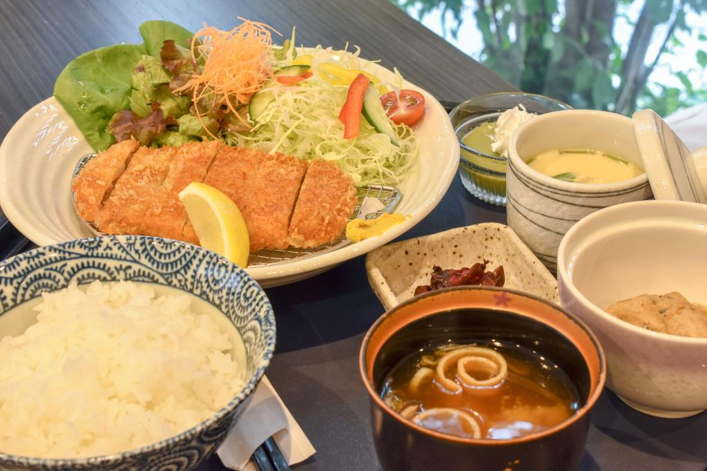 美くり 富士河口湖町 グルメ 和食 1