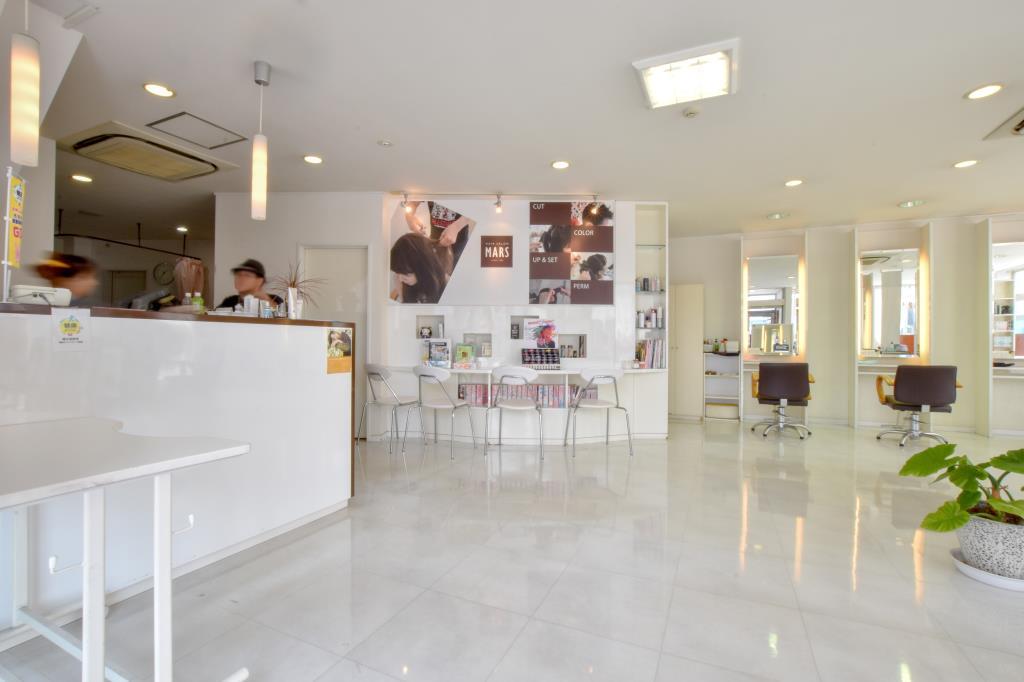 Hair Salon MARS 富士吉田市 美容院 4