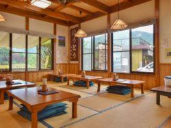 御食事処 はんのき食堂 忍野村 グルメ 郷土料理 3